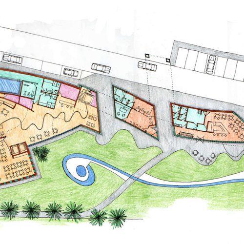 01_disegno_panoramica_progetto_residenziale_-commerciale_giuseppe_passaro_architetto_reggio_emilia