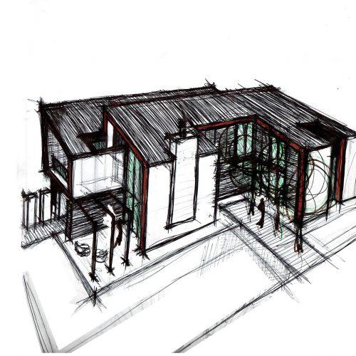 01_house_r09-12_architetto_giuseppe_passaro_disegno_preparatorio