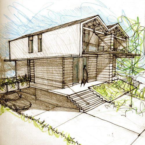 03_disegni_giuseppe_passaro_architetto_reggio_emilia_residenziale