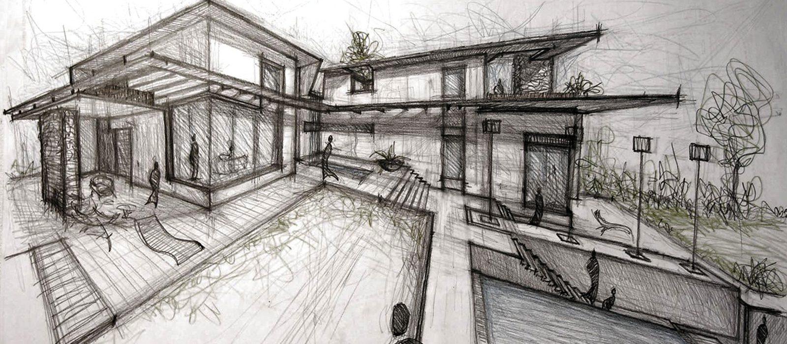 03_progetto_residenziale_giuseppe_passaro_architetto_cavola_disegno_preparatorio