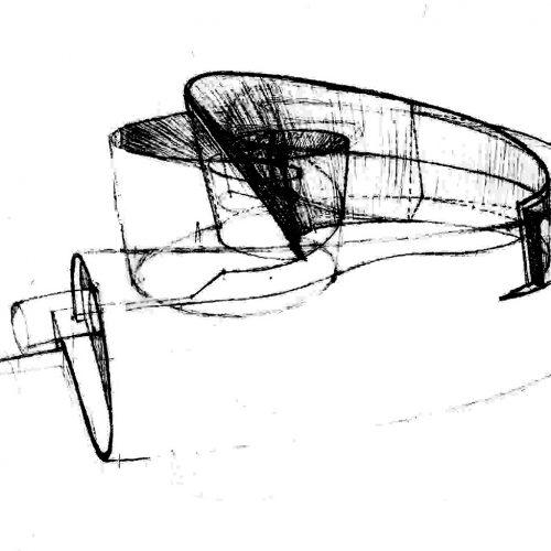 04_disegno_progetto_architetto_giuseppe_passaro_museo_isola_veneziana