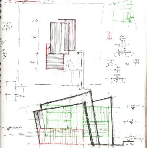 2_disegno_preparatorio_studio_giuseppe_passaro_architettura_progetto_beta