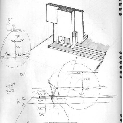 4_disegno_preparatorio_studio_giuseppe_passaro_architettura_progetto_beta