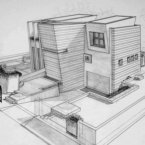 5_disegno_preparatorio_studio_giuseppe_passaro_architettura_progetto_alfa