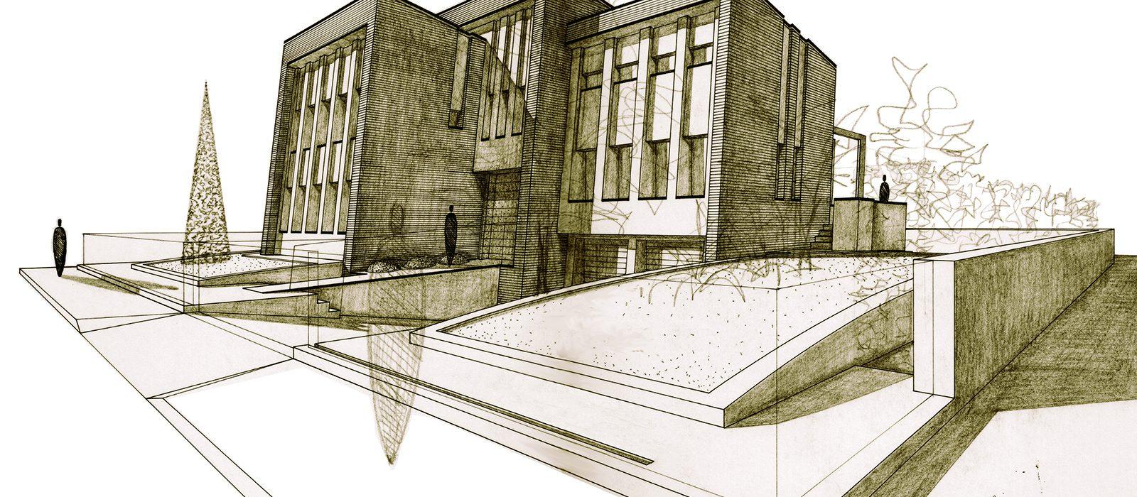 6_disegno_preparatorio_studio_giuseppe_passaro_architettura_progetto_beta